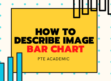 How to Describe Image – Bar Charts