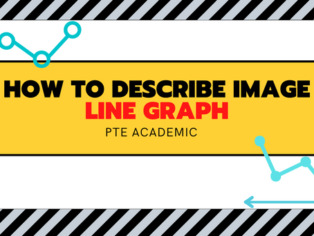 How to Describe Image – Line Graphs