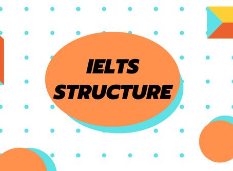 IELTS Structure