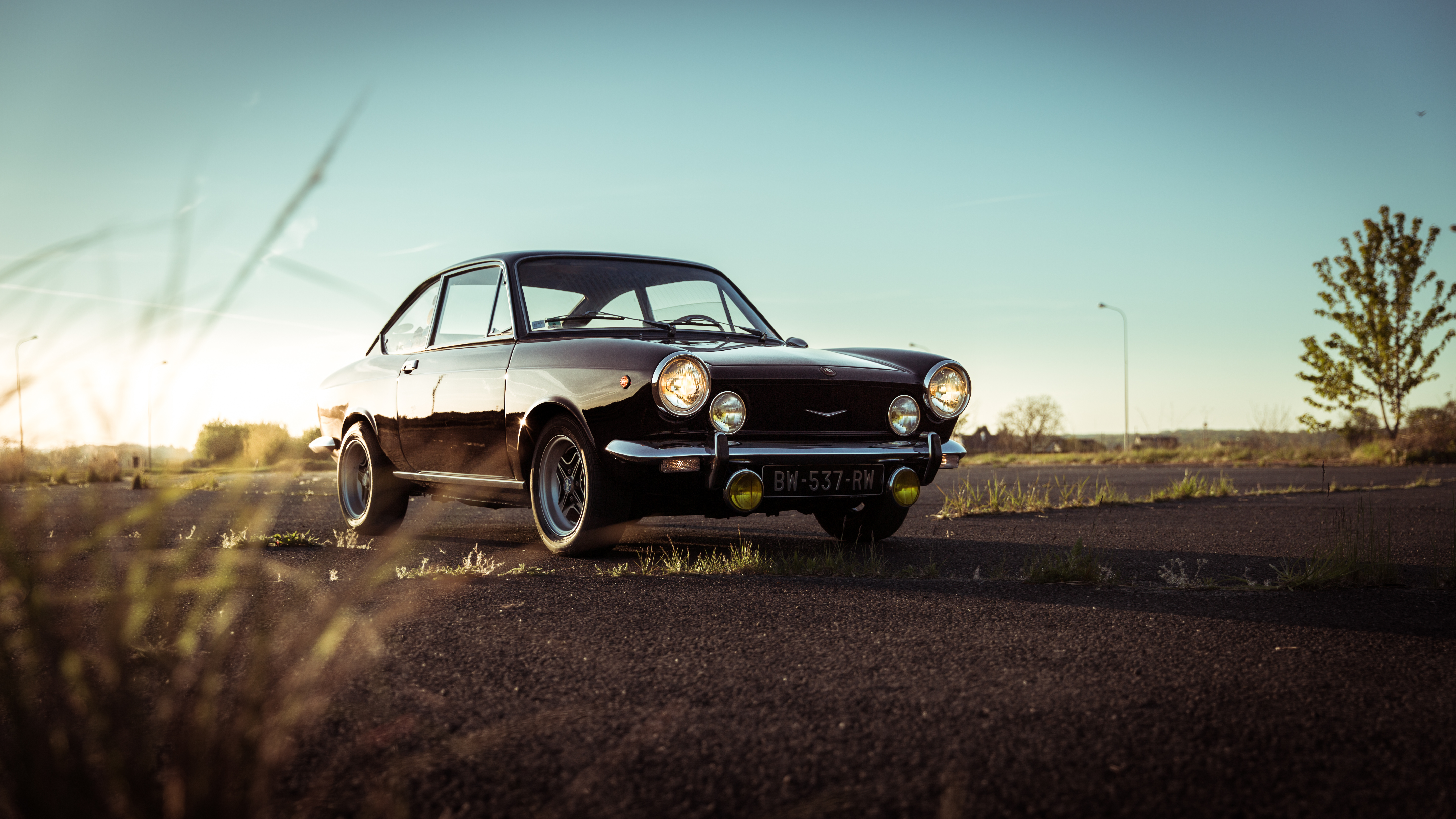 FIAT 850 COUPE SPORT