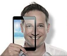 iPad Zauberer Simon Pierro