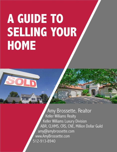 Realtor Listing Guide Cover