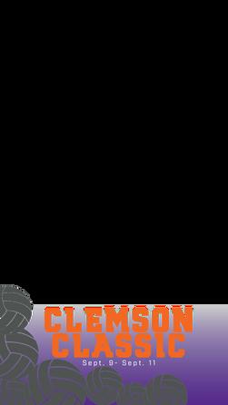 Clemson Classic Geofilter