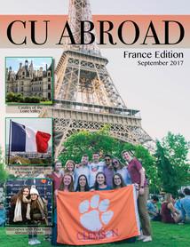 CU Abroad Magazine Cover