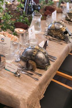 Medieval Theme Gala Dinner