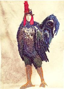 Chicken Suit, 2014