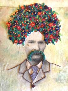 Crayon Portrait Artist, 2017