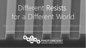 Different Resists for a Different World