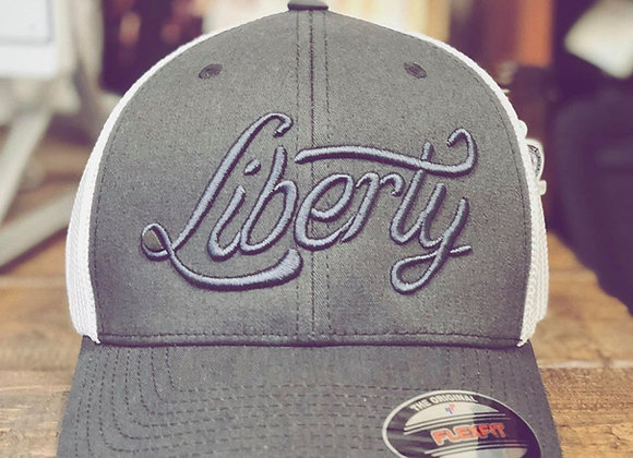 Liberty Embroidered Flexfit Cap