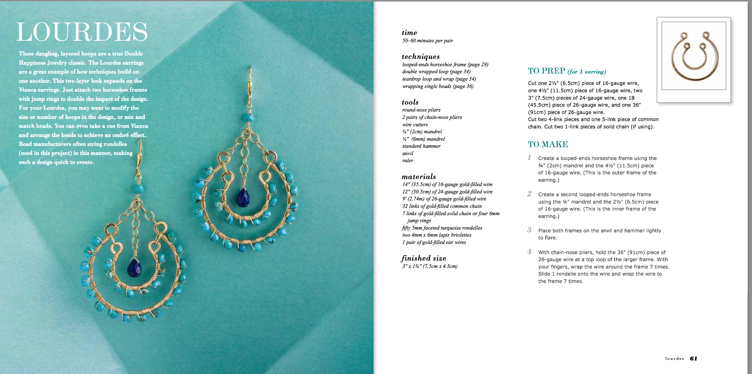 Earring Style Book: Stephanie Wells