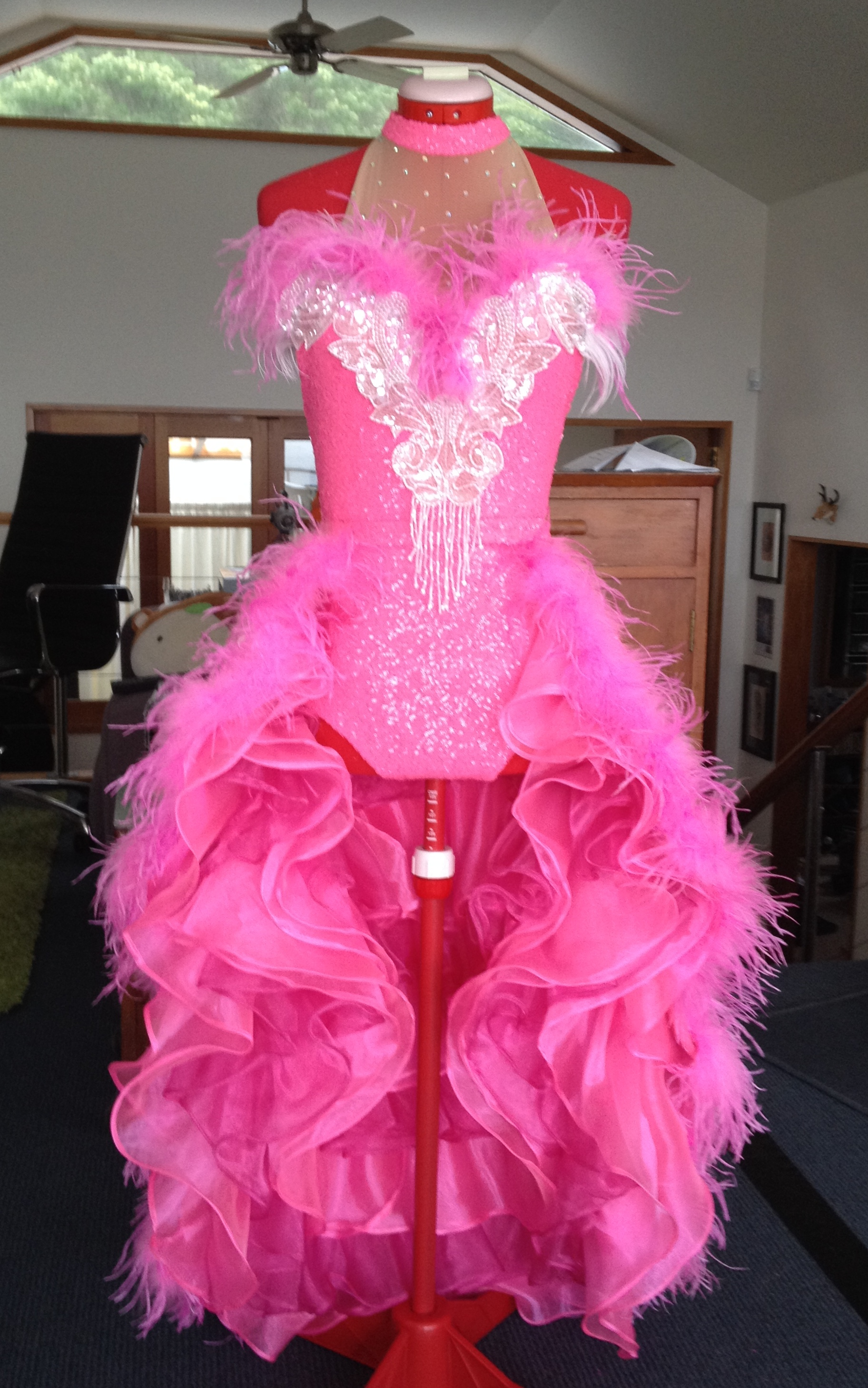 Flamingo Showgirls