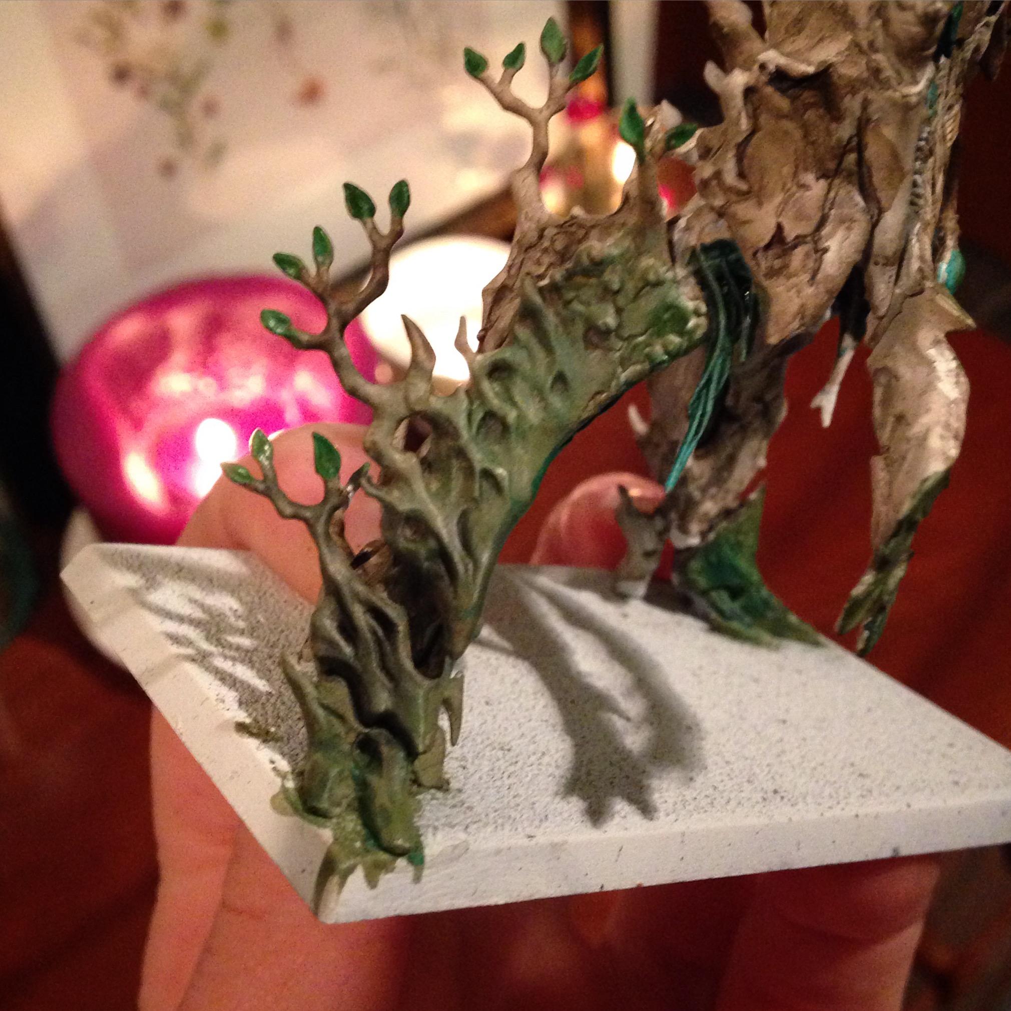 Miniatures Painting Close Up