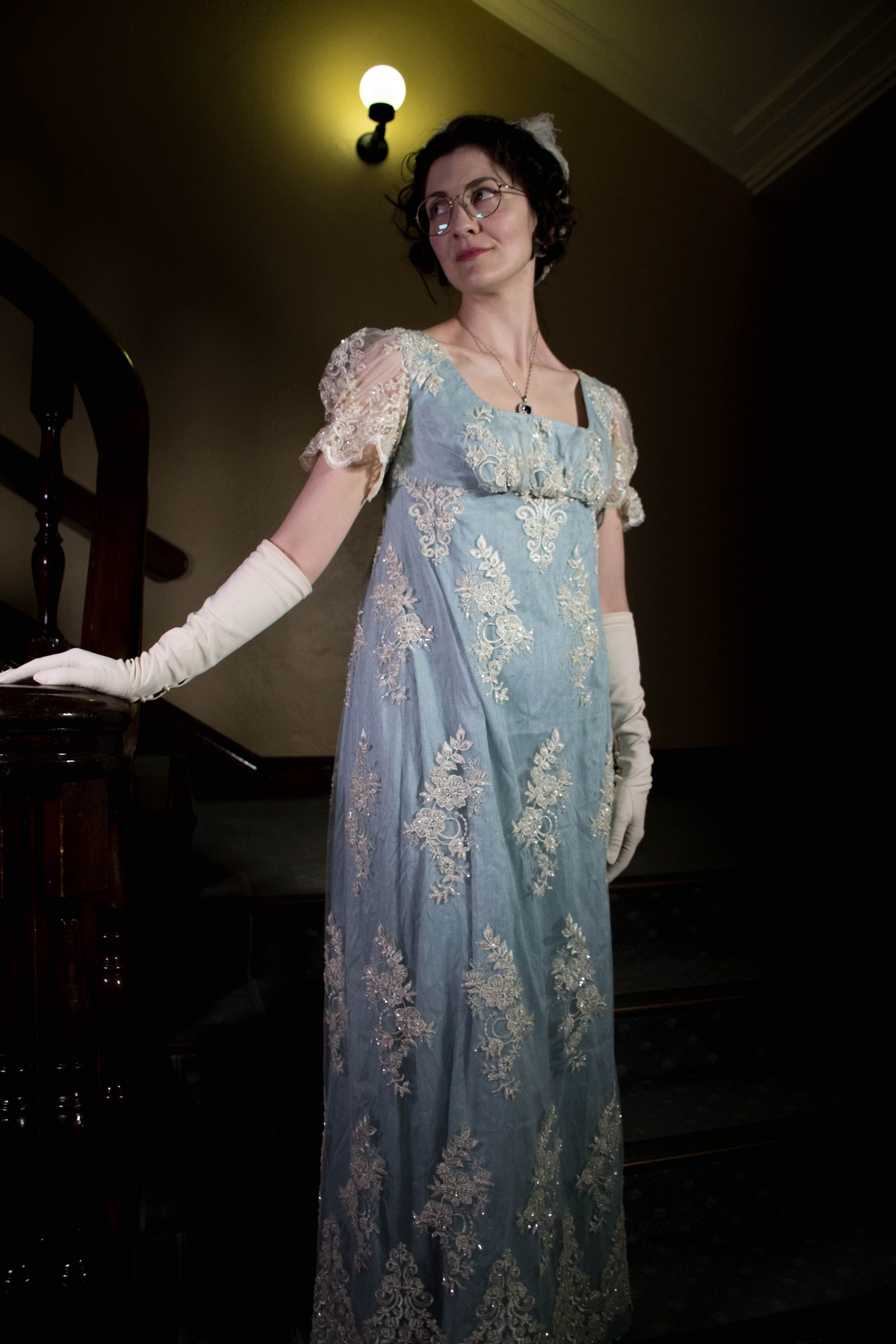 1800s Gown