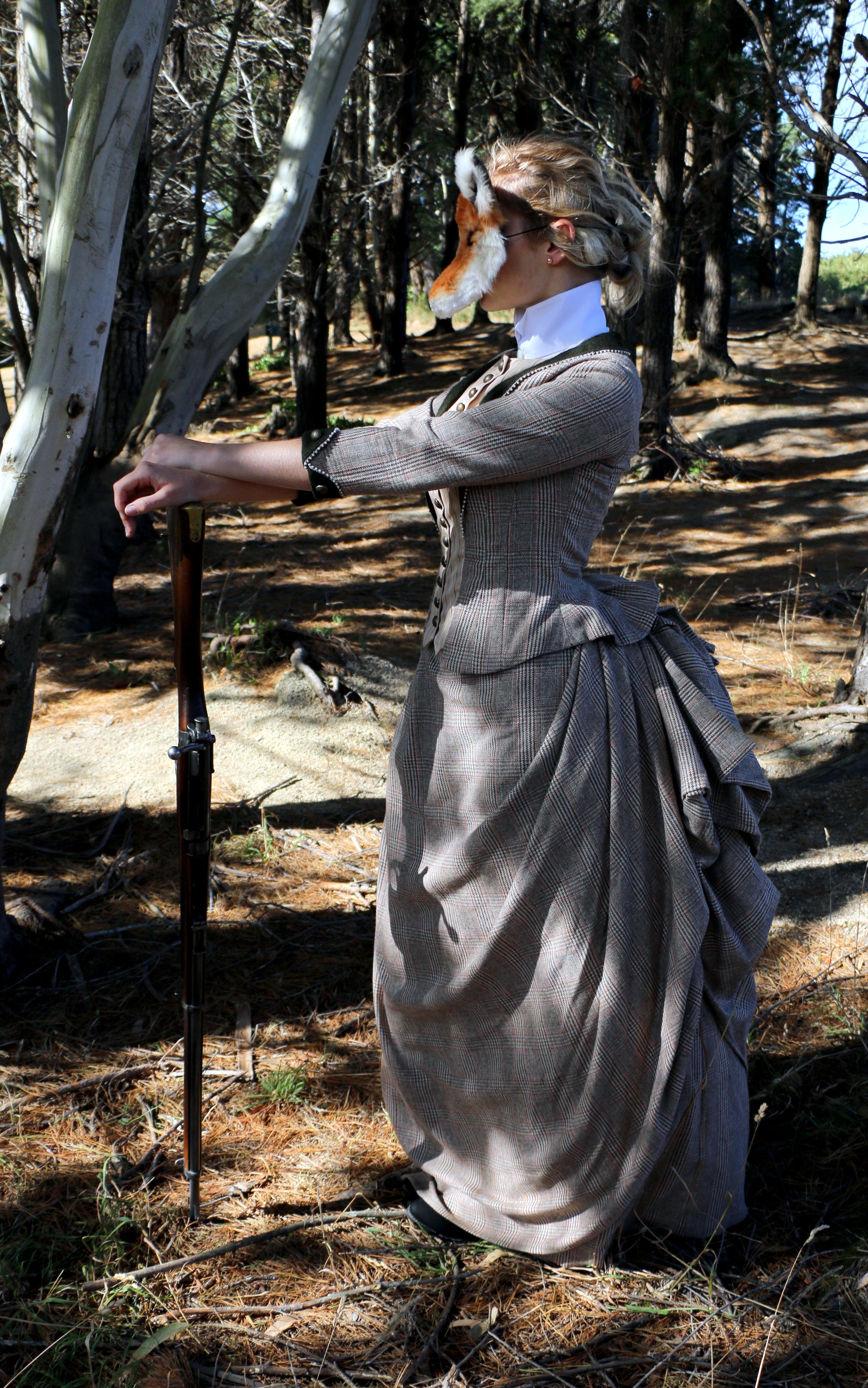 Victorian Hunter