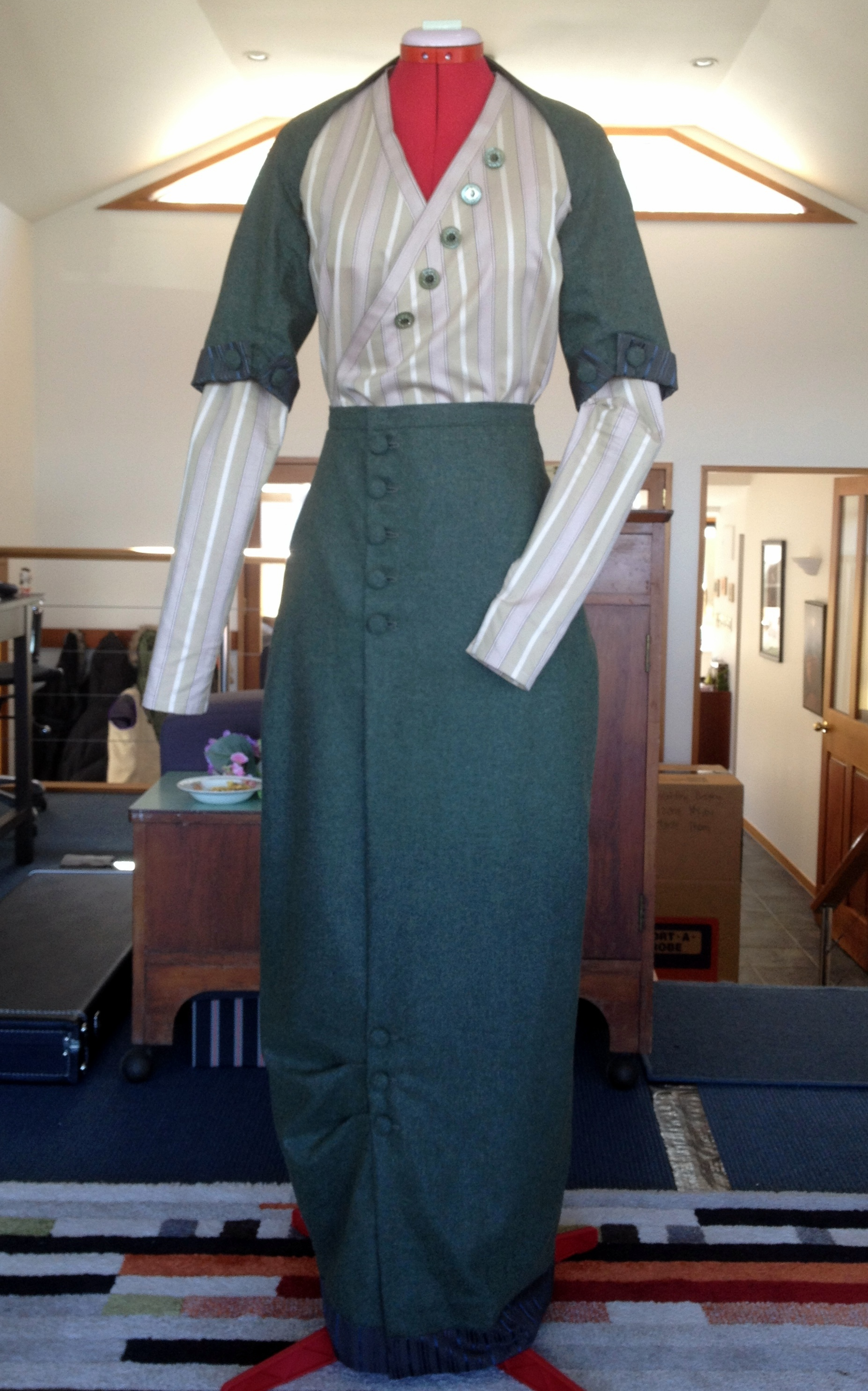 1912 Walking Outfit