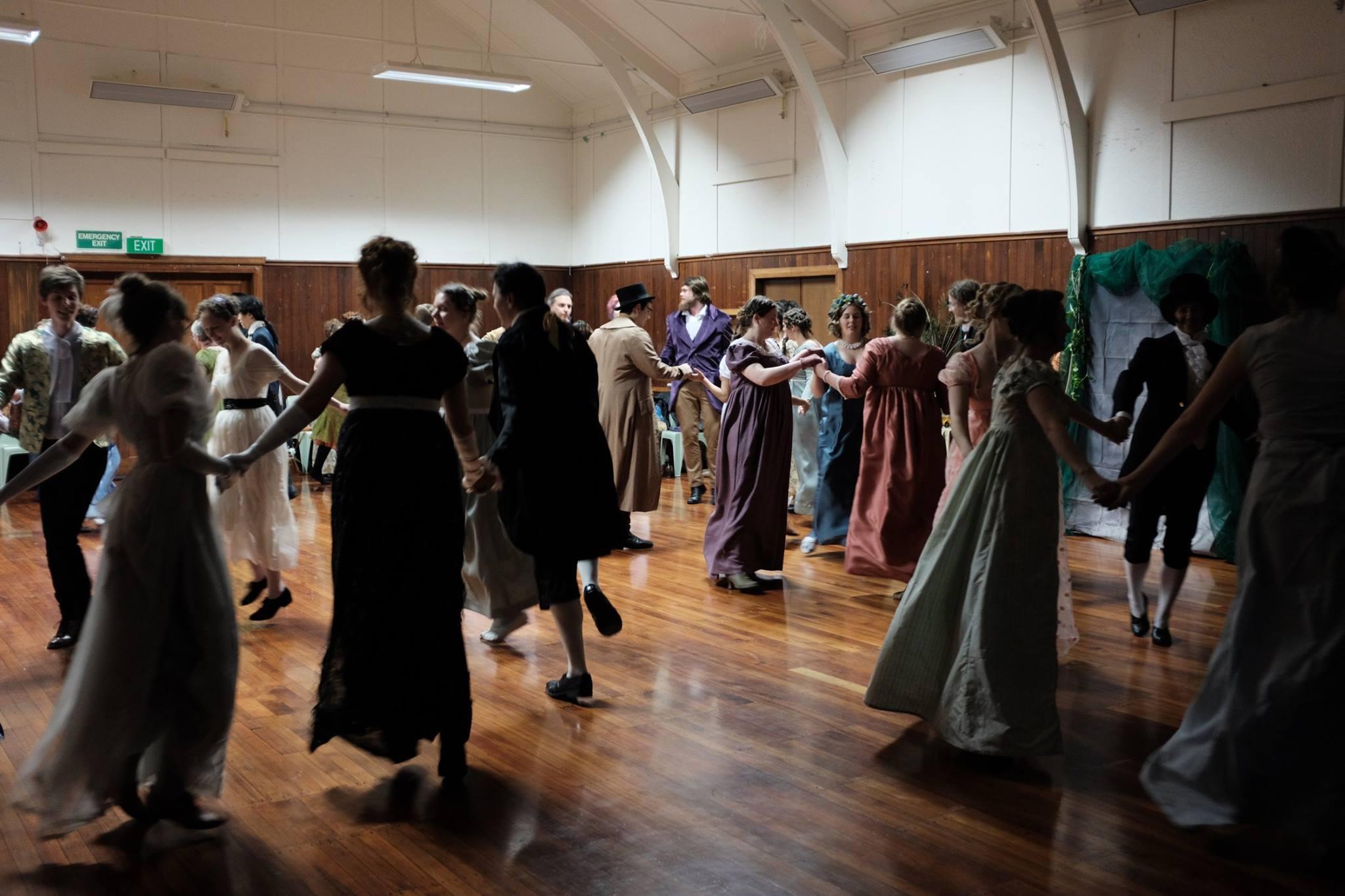 Midwinter Regency Ball