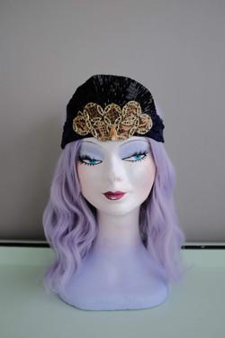 Art Deco inspired crown