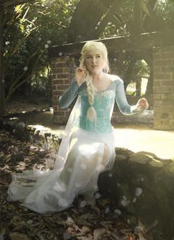 Frozen's Elsa costume