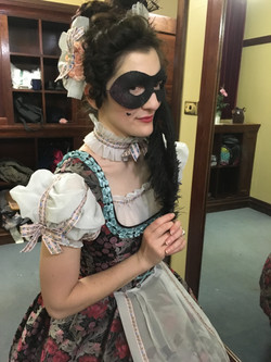 "1830s ""Fancy Dress"" Outfit"