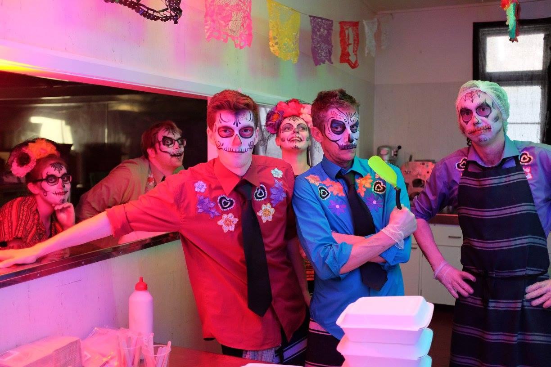 Dia De Los Muertos Chefs