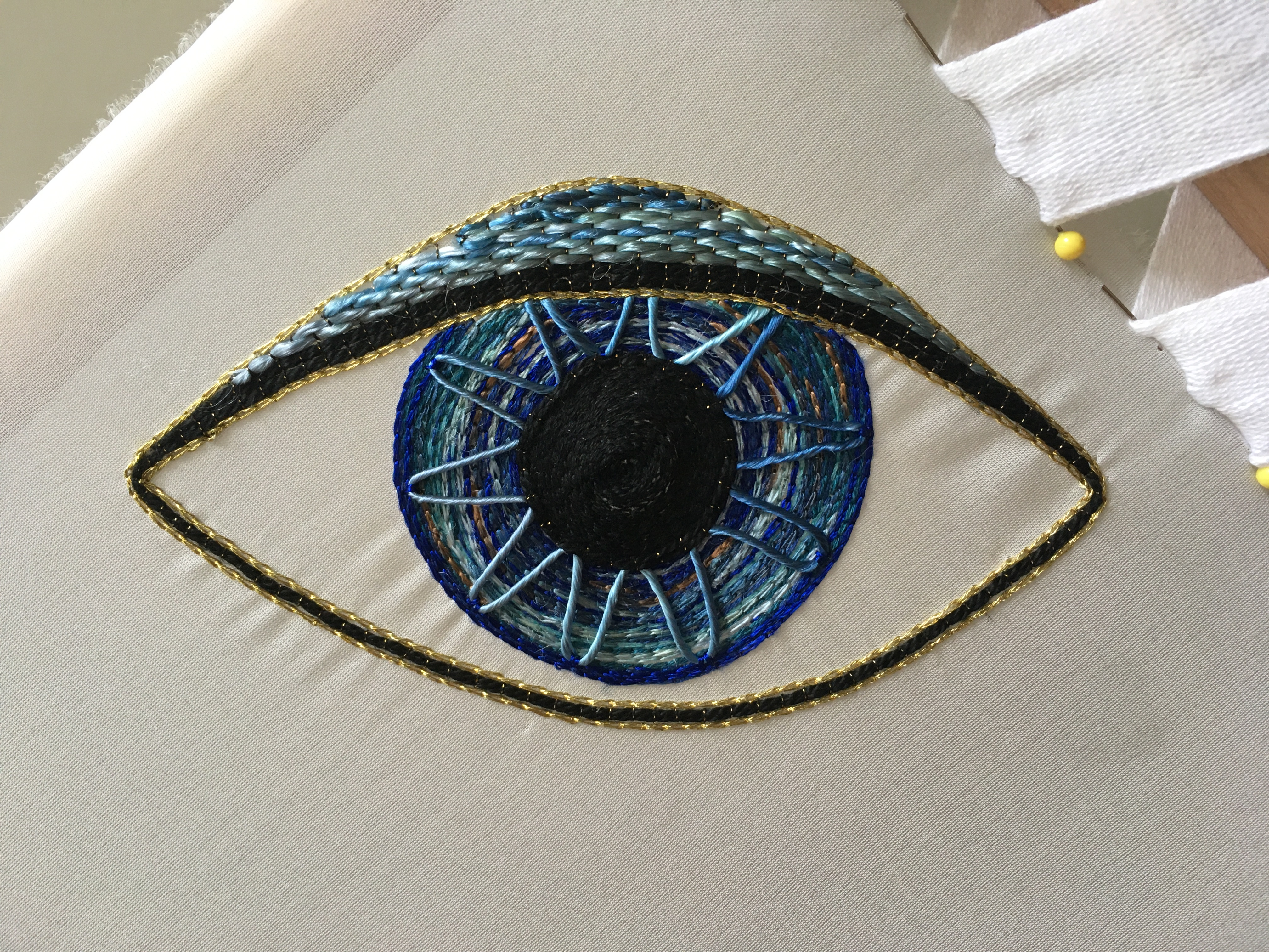 Eye Sample