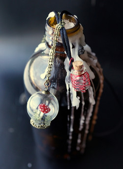 Mini fantasy necklaces