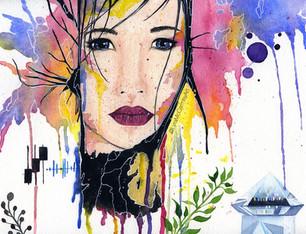 Memoirs - Spring Collage