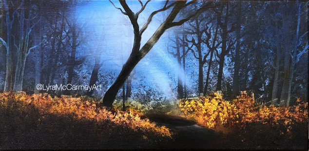 Sunlight in Smokewood