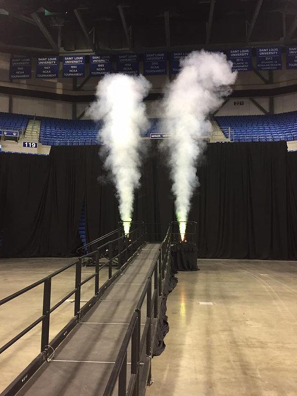 Rasha RP-1500 vertical foggers