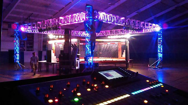 Octagon Lighting and Sound