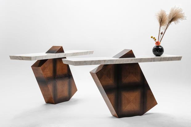 INVITATION TO TEMPTATION • SIDE TABLE