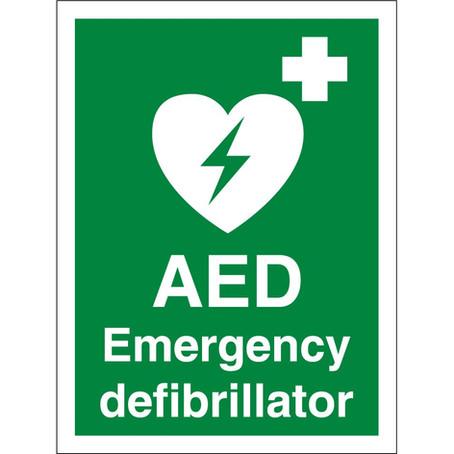 New Defibrillator Training Date Announced