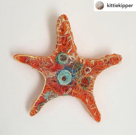 FREE Starfish Tutorial from Kittie Kipper!