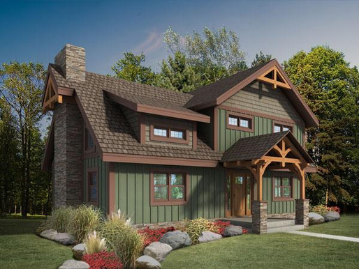 Announcing New Timberhaven Design, The Craftsman