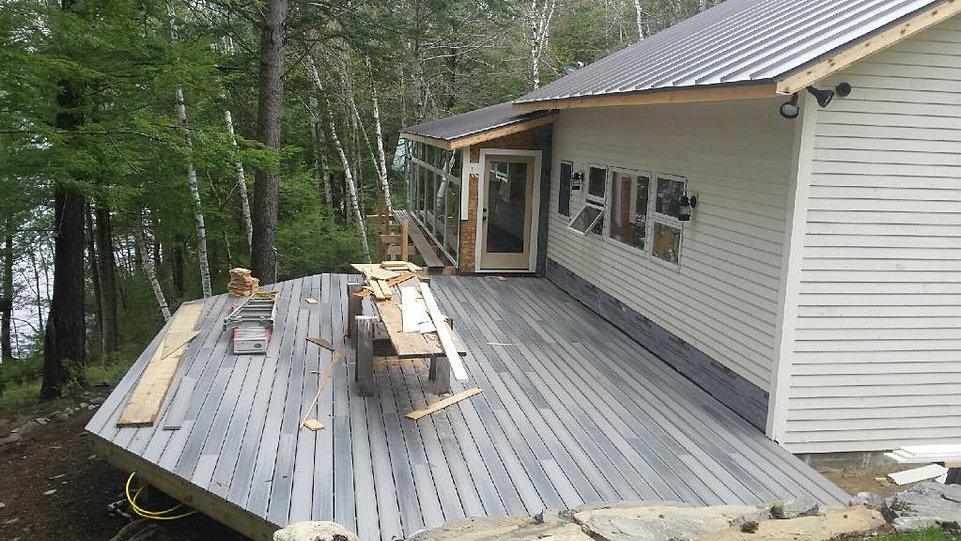 Welcome To Greg Parks Builders Llc Maine Log Home Builder