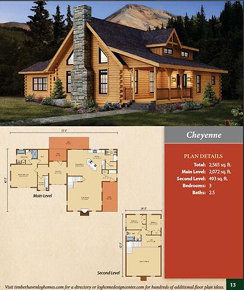 Timbehaven Cheyenne Model
