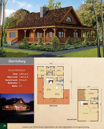 Timberhaven Harrisburg Model