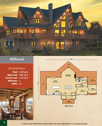 Timberhaven Millwood Model