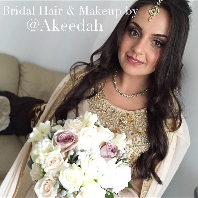 #bridal #hair #makeup