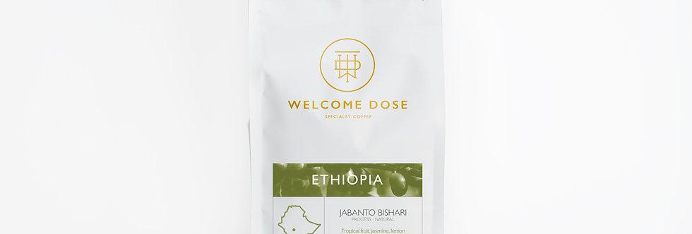 Ethiopia Jabanto Bishari Natural