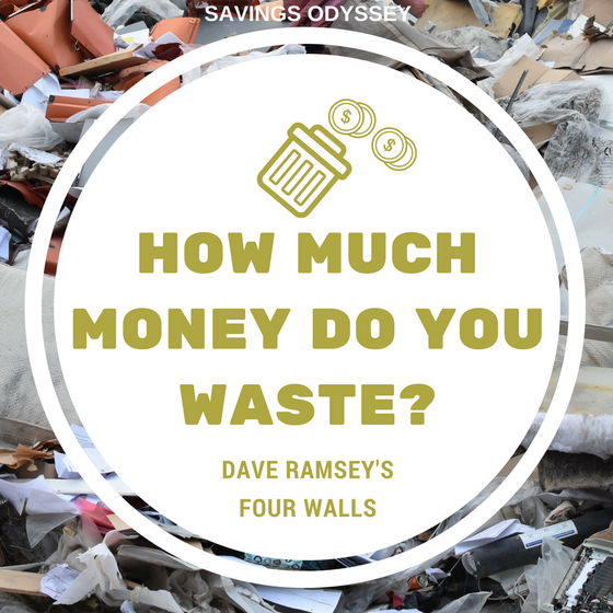 How much money do you waste?