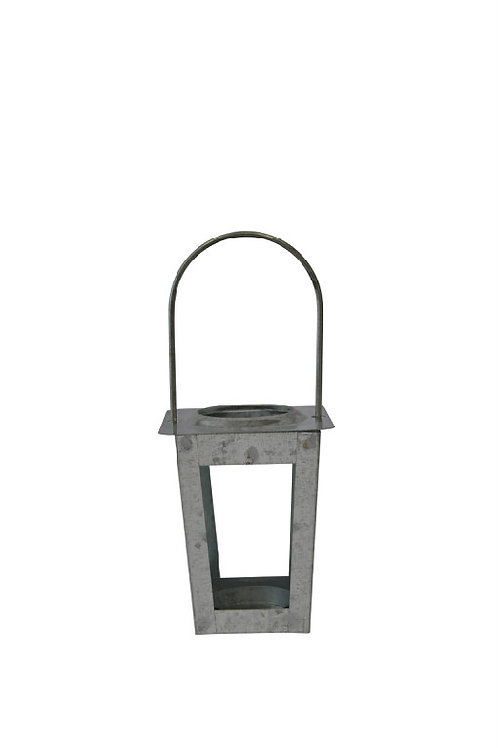 Lantern Galvanized Mini