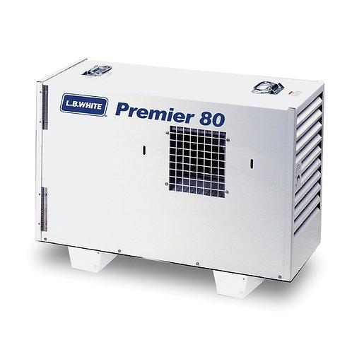 Heater LB White 80