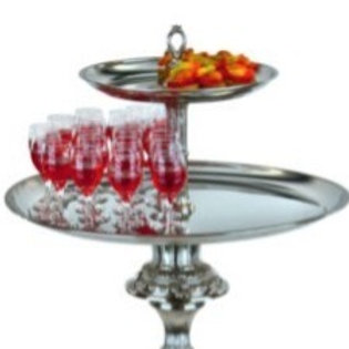 Tray Stand 2 Tier Lindsey