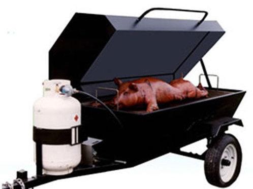 Pig BBQ Grill Rental