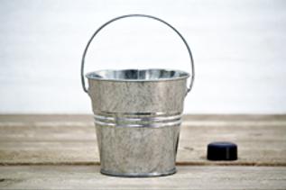 Buckets Galvanized