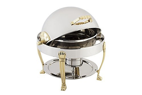 Round SS Brass Chafer