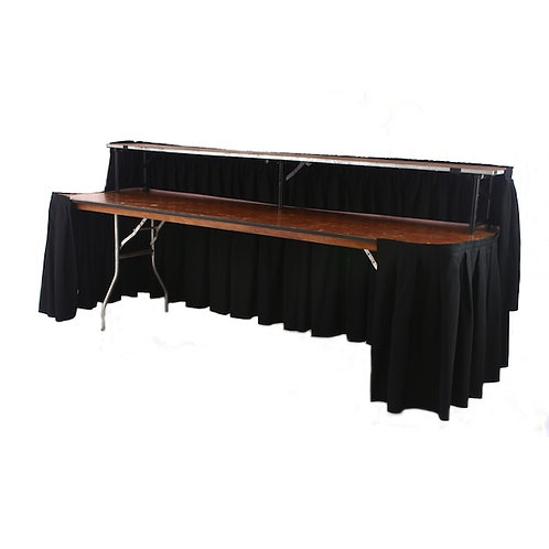 Bar Skirting Rental