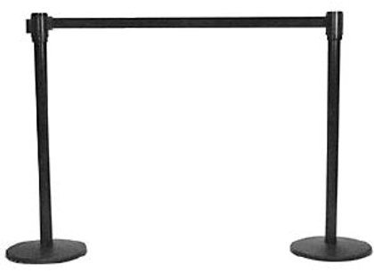 Retractable Stanchion Rental