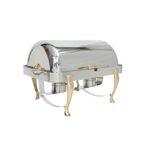 Roll Top with Brass Chafer